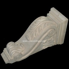 CBL-09: Acanthus Leaves Corbel