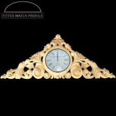 WDC-02: Royal Architectural Wall Clock