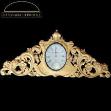 WDC-05: Royal Architectural Wall Clock