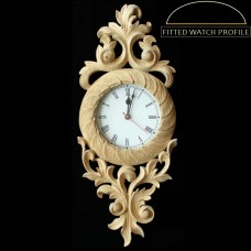 WDC-07: Royal Architectural Wall Clock