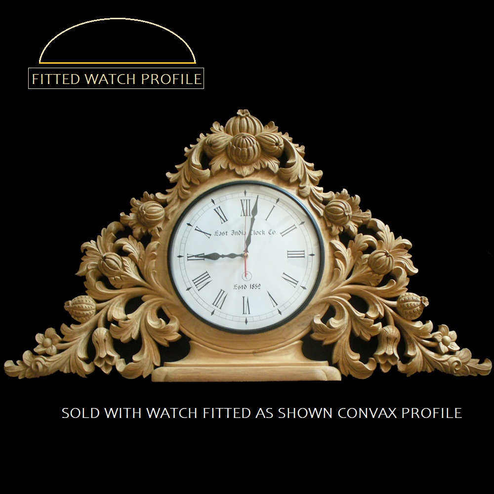 Wdc 01 royal architectural wall clock amipublicfo Image collections